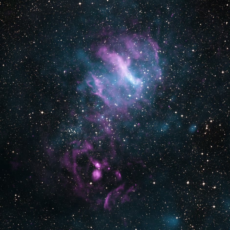 Chandra and XMM-Newton galaxies