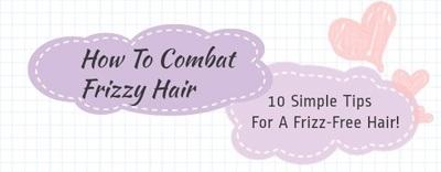 combat frizz hair